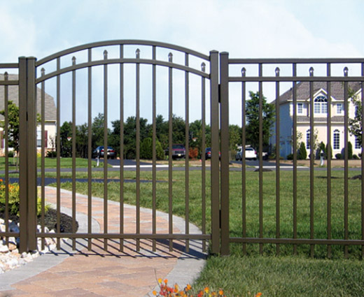 Aluminum Fences In NJ Image