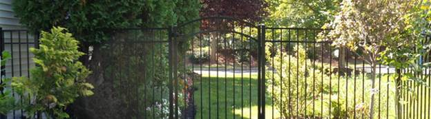 Aluminum Fences in NJ