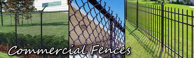 Commercial Fence Installation Nj