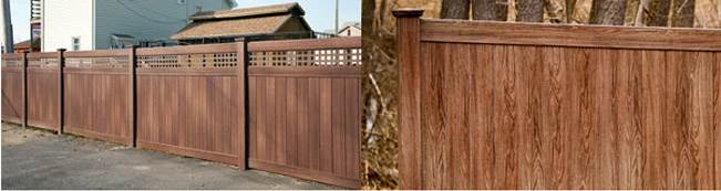 Eastern Grand Illusions Vinyl Fence Installation North NJ - Image