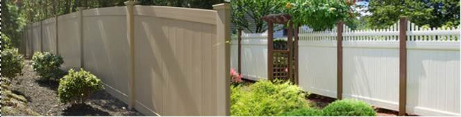Eastern's White Cedar Fence Installers Morris County, NJ - Banner