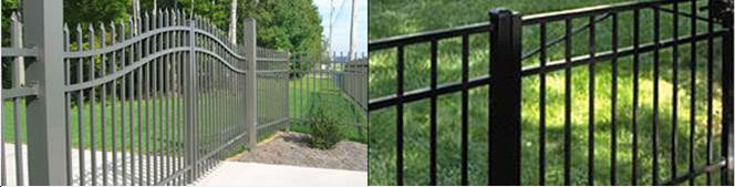 Jerith Aluminum Fence Installation Essex County, NJ - Image