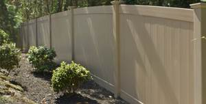Vinyl Fence Installation in NJ