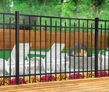 Fence Designs NJ - Aluminum Gallery Image 02