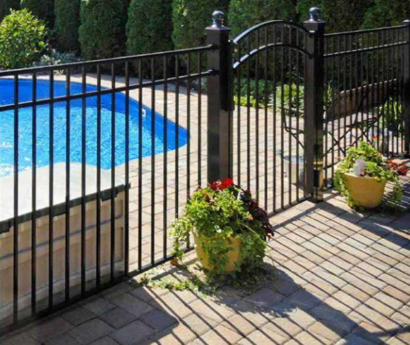 Aluminum fence designs nj
