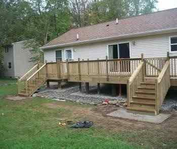 Fence Designs NJ - Deck Gallery Image 04