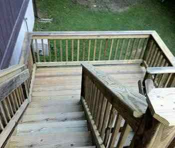 Fence Designs NJ - Deck Gallery Image 08