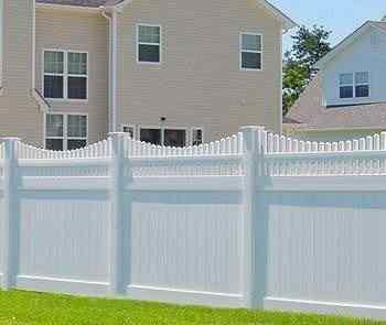 Vinyl Fence Styles