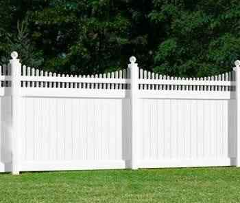 Vinyl Fence in Brookside, NJ