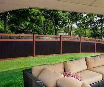 Fence Designs NJ - Vinyl Gallery Image 01
