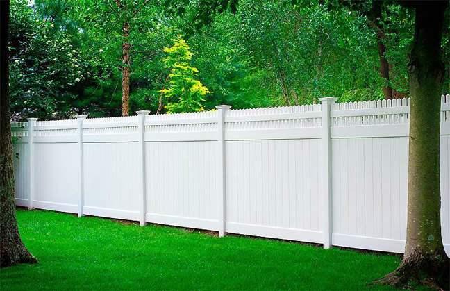 Vinyl Fence Installation Nj