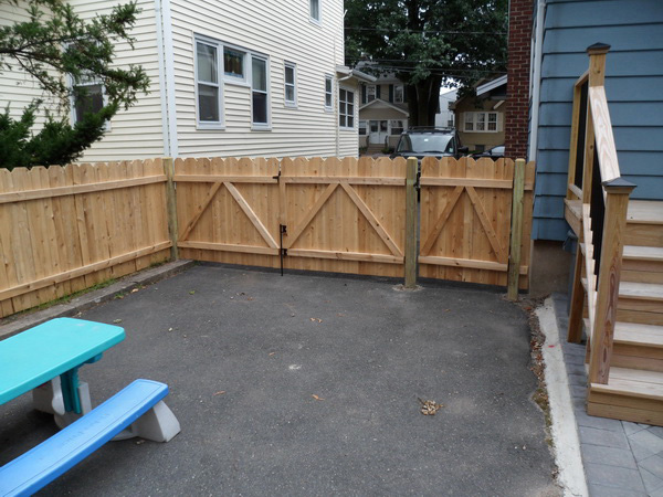 Wood Fence Installation Nj