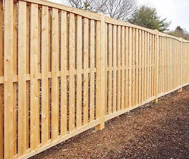 Wood Fence Installation Nj