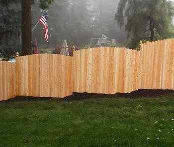 Fence Designs NJ - Wood Gallery Image 03