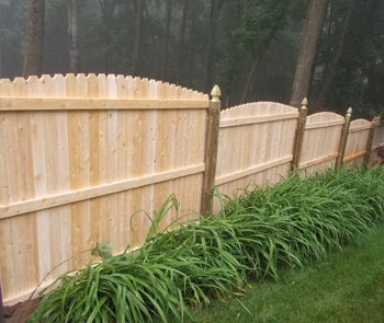 Fence Designs NJ - Wood Gallery Image 05