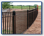 Aluminum Fences by Challanger Fence