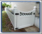 PVC Vinyl Fences by Challanger Fence