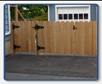 Wood Fences by Challanger Fence