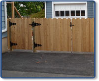Fence Company NJ Wood Fence Image