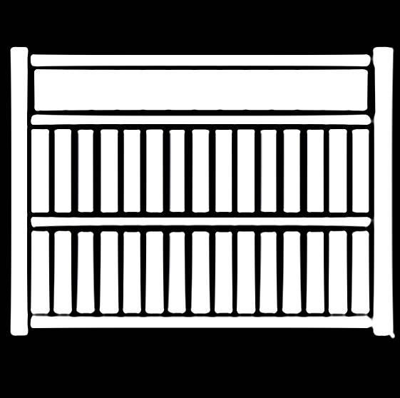 Eastern White Cedar Fencing Board On Board Fence V210ds