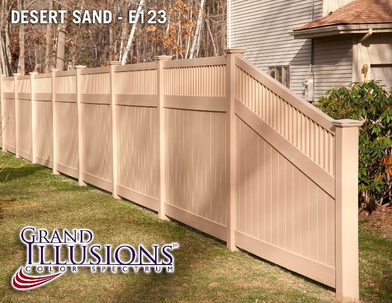 Victorian Top T Amp G Fence Panels